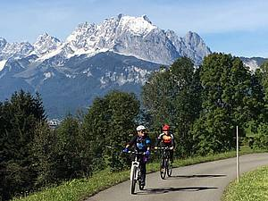 Mountainbike Trainingscamp in Tirol